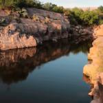 Río Los Sauces- Balnearios Los Cajones y Los Elefantes